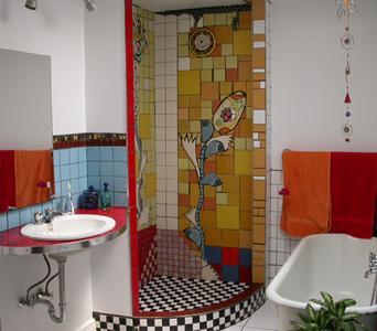 Salle de bain - Bourget