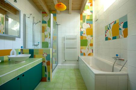 Salle de bain - Champagne